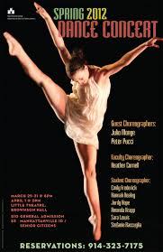 MVille SpringDance Poster 2012