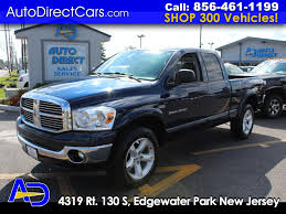 Buy Here Pay Here 2007 Dodge Ram 1500 For Sale In Edgewater Park, NJ ...