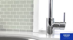 Grohe Concetto Kitchen Faucet Manual by Grohe Concetto Product Video Youtube