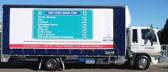100 Truck Advertising Work Ads Australia
