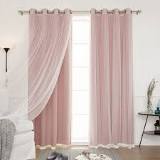 Front Door Side Window Curtain Rods by Curtains French Door Curtain Panels Double Rod Pocket Curtains