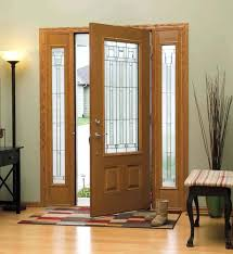 Front Door Sidelight Window Curtains by Front Doors Door Inspirations Front Door Sidelight Window