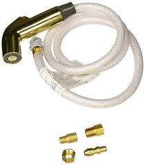 Delta Faucet Rp330 Aerator For by Delta Faucet Rp28900pb Spray And Hose Assembly Polished Brass