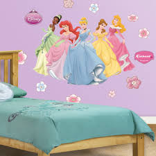 Fathead Baby Wall Decor by Princess Wall Decals By Fathead