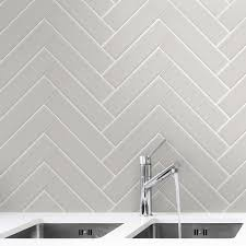 2x8 Subway Tile White by Contempo Wall Tile 2