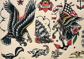 Best Sailor Jerry Tattoo Flash