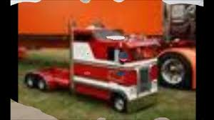 Mini Big Rig Semi Trucks Peterbilt And Kenworths. - YouTube