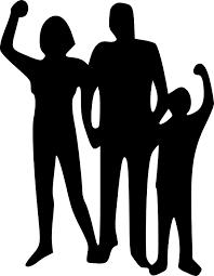 Family clip art vector clip