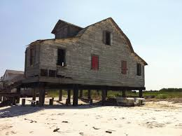 100 Beach House Long Beach Ny Abandoned Beach House On A Salt Marsh Near Jones Inlet On