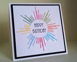 2 different happy birthday card 3