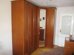 kirschbaum schlafzimmer schrank in l form 200x140 cm mit spiegel