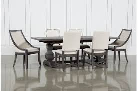 Norwood 7 Piece Rectangle Extension Dining Set