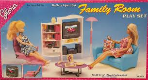 100 Huizen Furniture Gloria Barbie Size Dollhouse Meubels