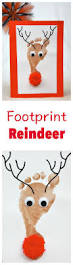 Whoville Christmas Tree Edmonton by The 25 Best Reindeer Footprint Ideas On Pinterest Christmas