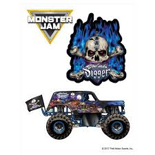 Son-uva Digger Truck Decal Pack - Monster Jam Stickers | Decalcomania New Bright 110 Radio Control Llfunction 96v Monster Jam Grave Monster Jam Qa With Dan Evans See Tickets Blog Funky Polkadot Giraffe Returns To Angel Stadium Of Sonuva Digger Pinterest Jam Truck Review Youtube Motsports Event Schedule Mania Takes Over Cardiff The Rare Welsh Bit Sonuva Digger Hobby Specialists Jawdropping Stunts At Principality Wip Beta Released Crd Graves Skin Pack Traxxas Rc Son Uva Backflip Smashes Into Singapore National On 19th August