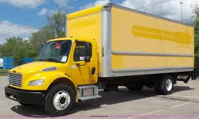 100 Box Truck Rentals 2006 Freightliner Business Class M2 Box Truck Item L2152