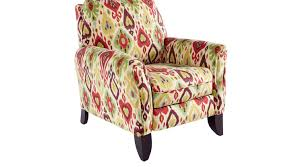 Jubilee Red Accent Recliner