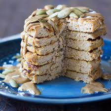 Easy Healthy Pumpkin Pancake Recipe by Pumpkin Coconut Flour Pancakes Paleo Gluten U0026 Dairy Free