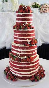 399 Best Naked Rustic Wedding Cakes Images On Pinterest