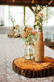 25 Homemade Wedding Decorations Ideas
