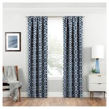 Target Eclipse Pink Curtains by Eclipse Thermaweave Blackout Curtains Target