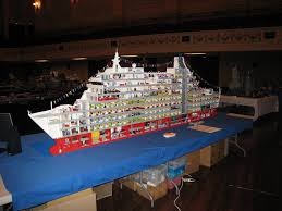 lego titanic feels real and impossible at the same time brick brains