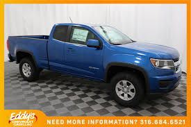 100 Chevrolet Colorado Truck New 2019 2WD Work Extended Cab Pickup In