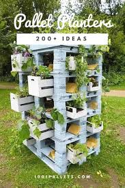Pallet Planter Ideas Compost Bins O 1001 Pallets