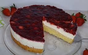 rote grütze torte rezept gelingsicher und lecker