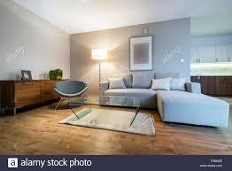 modernes wohnzimmer stockfotografie alamy