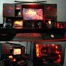 pc de bureau gamer pas cher pc bureau gaming my fall 2015 editing gaming setup battlestations