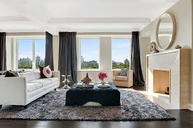 Curtains Standout Visually Thanks To The Floor Plan Design Lo Chen How