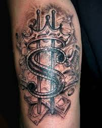 75 Best Money Tattoo Designs Meanings