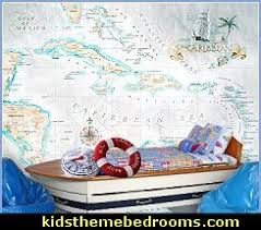 Sailboat Wheel Wall Decor by Nautical Bedrooms Nautical Decorating Ideas Nautical Bedding