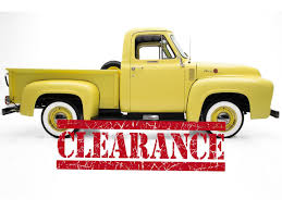 100 55 Ford Truck For Sale 19 Pickup For ClassicCarscom CC1048129