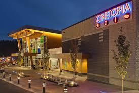 Cinetopia Living Room Theater Vancouver Mall by Cinetopia Progress Ridge Townsquare