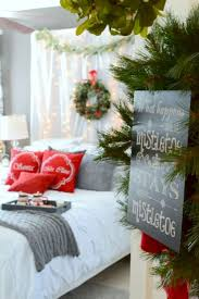 Romantic Christmas Bedroom Ideas