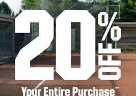 20% Your Entire Order At Dick's Sporting Goods - Sale Ends ... How To Use A Dicks Sporting Goods Promo Code Print Dicks Coupons Coupon Codes Blog 31 Hacks Thatll Shock You The Krazy Coupons Express And Printable In Store 20 Off Weekly Ads 20 Much Save With Shopping Deals Promotions Goleta Valley South Little League Official Retail Sponsor Of The World Series