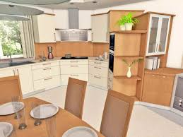 Kitchen Renovation Large Size Decor White Marble Flooring Tile In Modern Design With