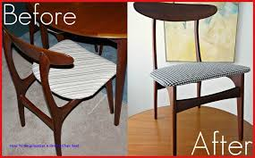 Dining Chair Modern How To Recover A Room Seat Inspirational Cover