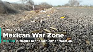 Pumpkin Patches Near Broomfield by Mexico 19 Killed In Clashes Near Beach City Of Mazatlan