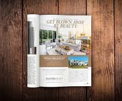 100 Ca Home And Design Magazine Builder Advertisement Print Advertising Brown