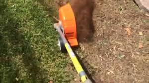Echo Bed Redefiner by Stihl Kombi Bed Redifiner In Action Youtube