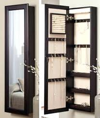 Mirrored Armoire For Jewelry – Abolishmcrm.com Innovation Mirror Armoires White Jewelry Armoire Fniture Charming Cheval Ideas Free Standing Chest Dark Cherry Plans Home Design Costway Cabinet Box Storage Stand Organizer Tips Interesting Walmart Floor Mirrors Beautiful Amazoncom Black Mirrored Amoire W Of Belham Living Large Locking Wall Mount With Drawers