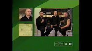 Smashing Pumpkins Setlist 1996 by Smashing Pumpkins Trl Band Interview Fan Questions And Machina U0027s
