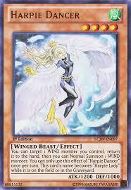 Harpie Lady Deck List by Harpie Dancer Yu Gi Oh Fandom Powered By Wikia