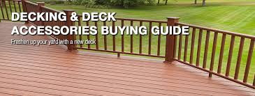 decking deck accessories buying guide at menards