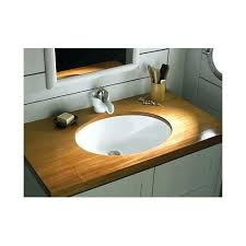 kohler oval undermount sink meetly co