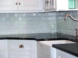 grey glass backsplash tile kitchen awesome subway tile blue subway