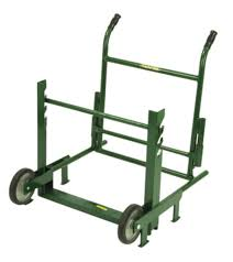 Airgas - HRPWR9061 - Harper™ Series WR Wheel N' Reel Hand Truck With ...